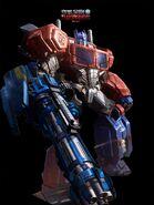 G1 Optimus Prime TFO
