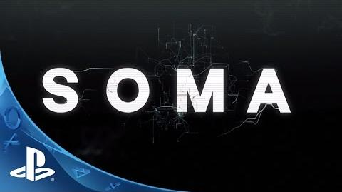 SOMA - Creature Trailer PS4