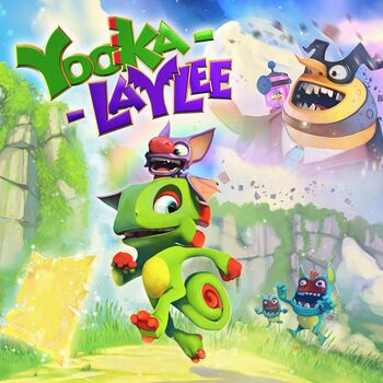 Yooka-Laylee Artwork