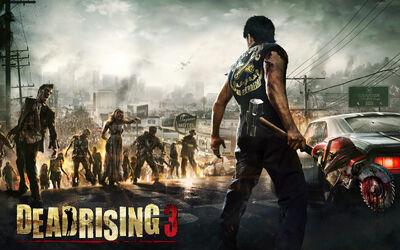 Dead Rising 3 Art
