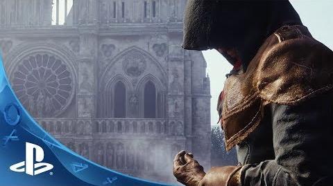 Assassin's Creed Unity Sneak Peek Video PS4