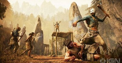 Far Cry Primal Leaked Image