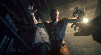Outlast Shot 1