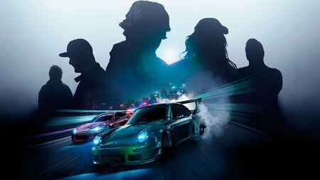 Need for Speed Cover Art