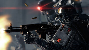 Wolfenstein Shot 2