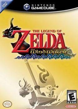 Zelda Wind Waker Box