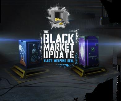 PAYDAY 2 Black Market Update