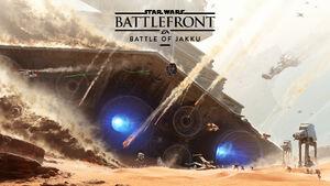 Battle of Jakku Concept Art -1