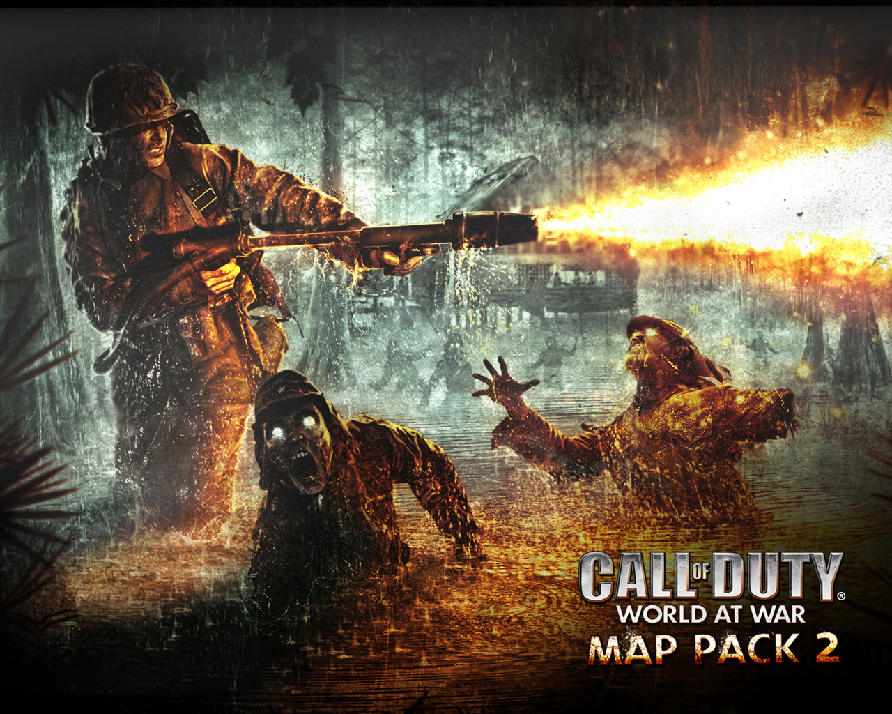 Q&A: Call of Duty: World at War: The Nazi Zombies Theory ...