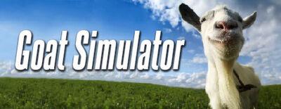 Goat Simulator Cover Art