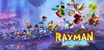 Rayman Legends Artwork