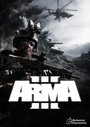 ArmA III Cover Art