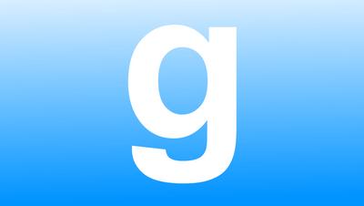Garry's Mod Logo 2