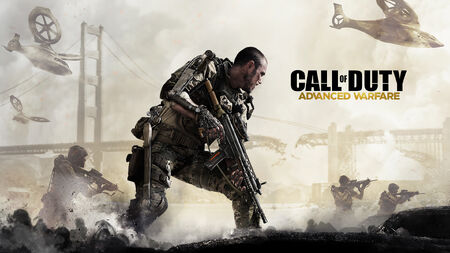 CoD Advanced Warfare Wallpaper