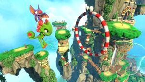 Yooka-Laylee Screenshot 1