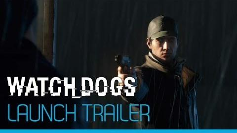 Watch Dogs - Launch trailer ENG