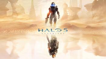Halo 5 Guardians Art