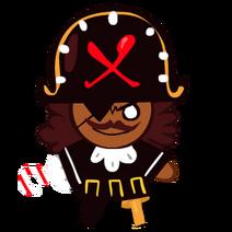 해적맛 쿠키