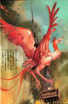 Phoenix Destroys Tokyo Tower