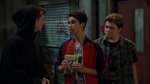 Season 1, Episode 9 - Conor holding game case