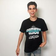 Cameron Boyce (Gamer's Guide To Pretty Much Everything)