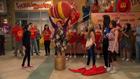 Season 1, Episode 5 - Nordahl holding colored egg
