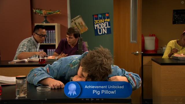 File:Season 1, Episode 3 - Pig Pillow! achievement.png