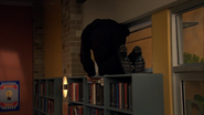 Season 1, Episode 2 - Wendell on shelf