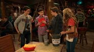 Season 1, Episode 3 - Wendell decides to take Franklin's tablet