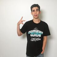 Cameron Boyce (Gamer's Guide)