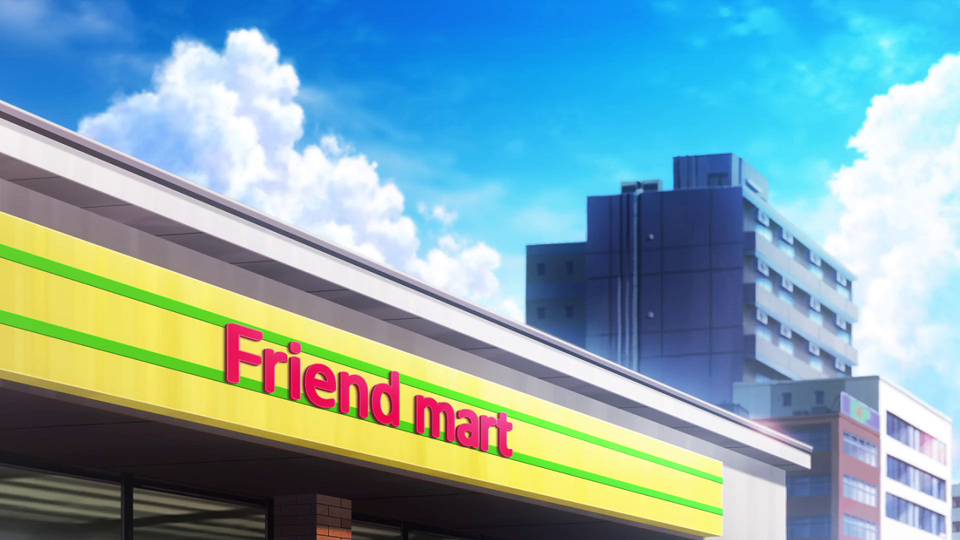 Friend mart