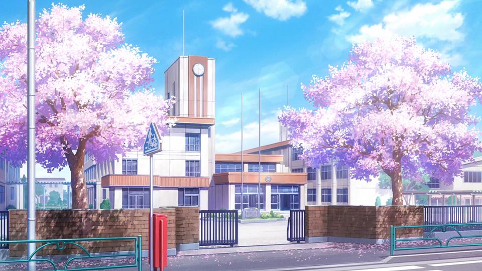 Otobuki High School