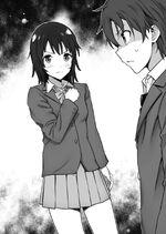 Keita y chiaki manga