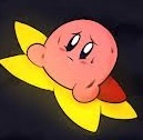 Frowning Kirby