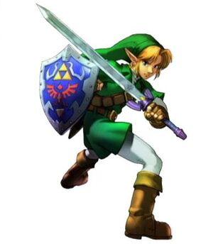 Link-New-Zelda