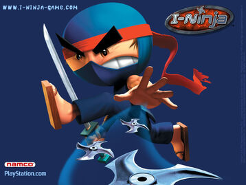 Wallpaper i-ninja 1024