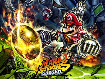Mario Strikers Charged 2