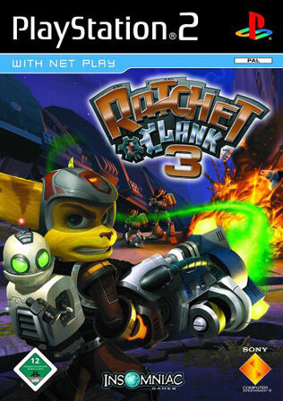 Ratchet and clank 3 at world's end