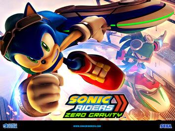 Sonic Riders wallpaper04 1024x768