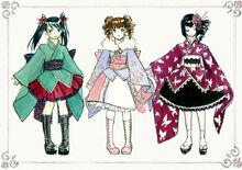 Hatsumi style