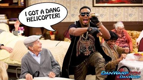 "I Got a Dang Helicopter The Trip Trap ""Game Shakers"" Dan Schneider"