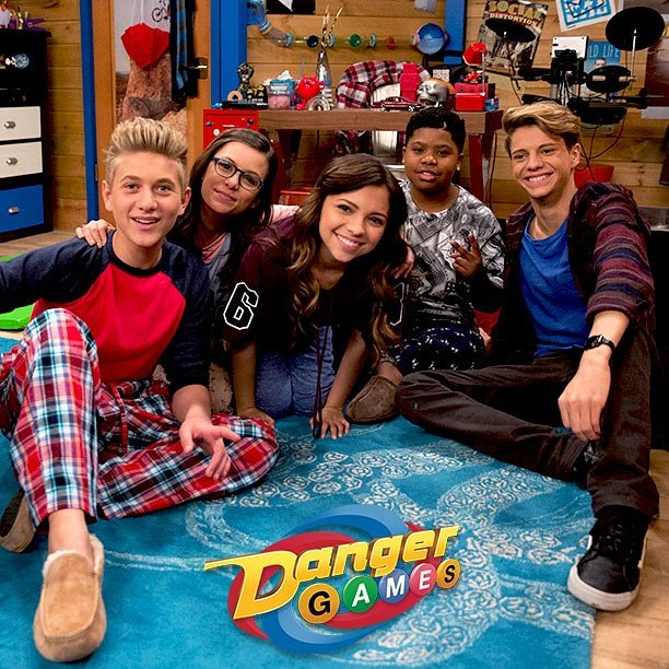 Danger Games Game Shakers Wiki Fandom Powered By Wikia