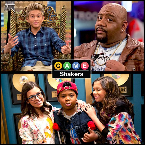 Game Shakers - Season 3, Episode 14: Breaking Bad News ...