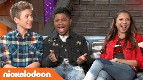 Game Shakers The After Party The Switch Nick