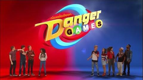 "Henry Danger and Game Shakers Action Packed ""Danger Games"" Official Promo HD"