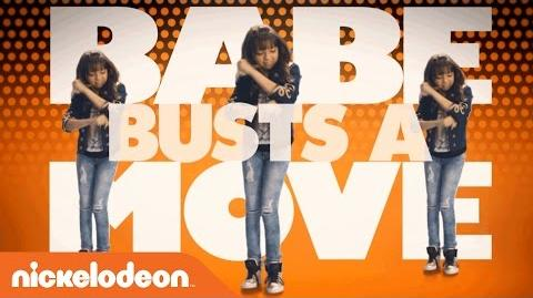 Game Shakers 'Babe Busts a Move' Music Video Nick