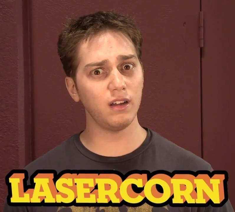 Lasercorn | Game Shake...