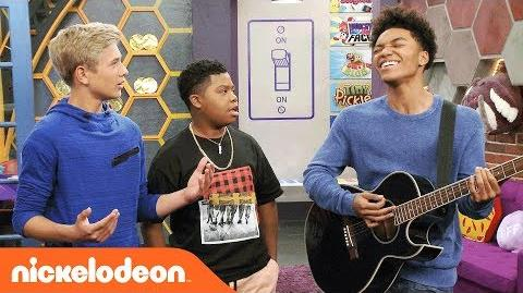 Benjamin Flores Jr. & Thomas Kuc's Epic Episode Recap Fail 🙈 Game Shakers Nick