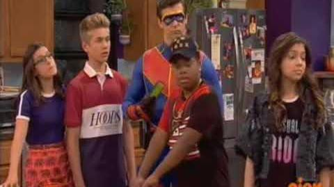 """Video - """"Danger Games"""" Henry Danger and Game Shakers ..."""