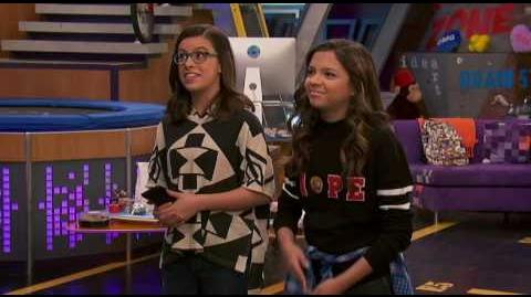 Game Shakers - Clam Shakers - Promo